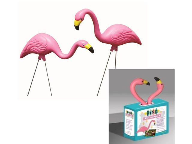 Bloem Patio Lawn Pink Flamingo, 2 Per Pack