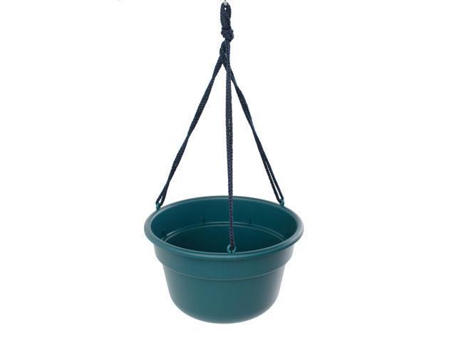 Bloem 12in Dura Cotta Hanging Basket Turbulent - DCHB12-48