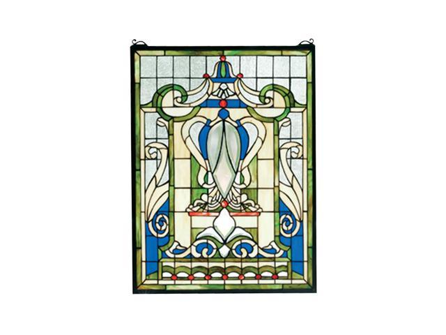 meyda home decoratives 18 quot w x 24 quot h royal blue windsor