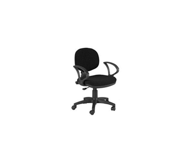 Generic Stanford Desk Height Seating in Black