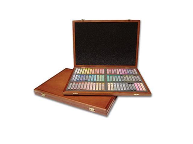 Generic Gallery Oil Pastel 72 Color Set in Wooden case