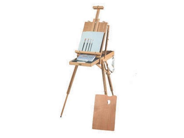 Generic Rivera Sketch Box Easel Acrylic Painting Kit