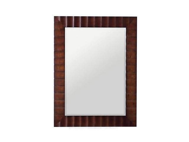 Cooperclassics Home Indoor Hall Decorative Savona Rectangular Mirror 1274-5770