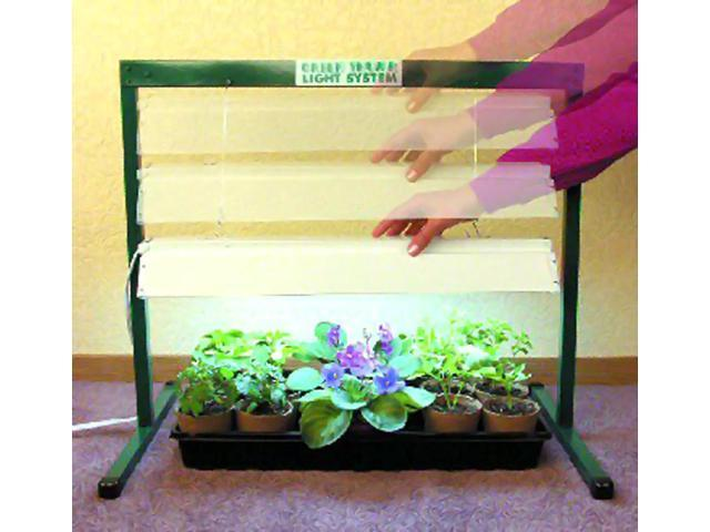 Bonsaiboy Jump Start Grow Light System - 4 FT. High Output T5.