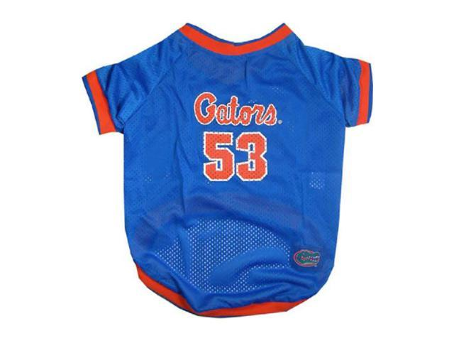 Pets First Sports Team Logo Florida Gators Dog Jersey Large