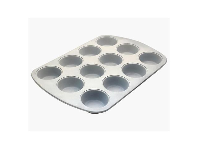 Range Kleen Home Kitchen Bakeware 12 Cup Cake Cookies Muffin Pan
