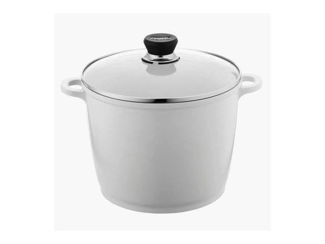 Berndes Kitchen Ceramic Coating Cast Aluminum Cookware SignoCast Pearl 10
