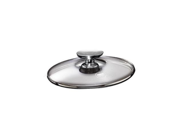 Berndes Home Kitchen Cookware SignoCast Tempered Glass Lid With Stainless Knob 11.5