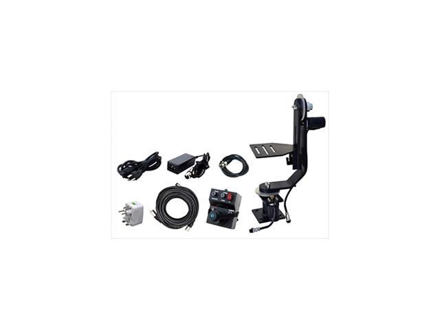 PROAIM Jr. Pan Tilt Head with 12V Joystick Control