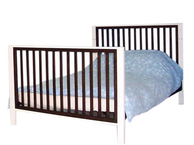 Eden Baby Furniture Infant Toddler Moderno Extensional Kit Espresso