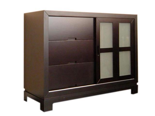 Eden Baby Furniture Melody Dresser Espresso