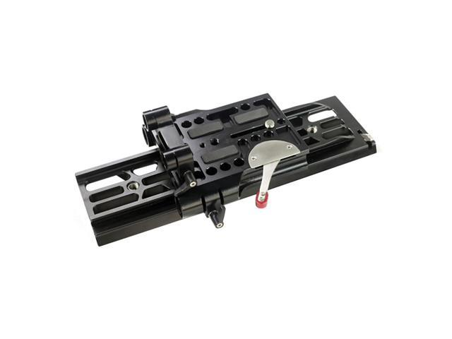 Camtree 19-15mm Base Plate With Dovetail Tripod Plate (ARRi Standard)