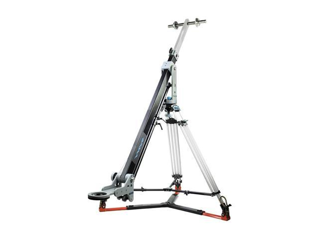 Proaim 7' Wave DSLR Video Jib Crane with 100mm Tripod Stand