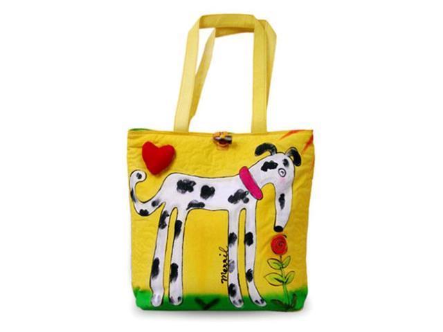 Bright Bags BrightWorld Big Dog Large Tote Bag