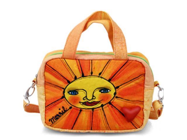 Bright Bags BrightWorld Sun Small Shoulder Tote Bag
