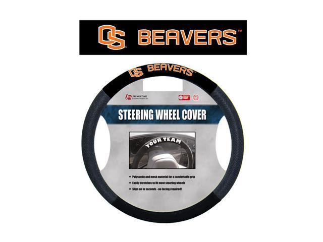 Fremont DieOregon State Beavers Poly-Suede Steering Wheel Cover