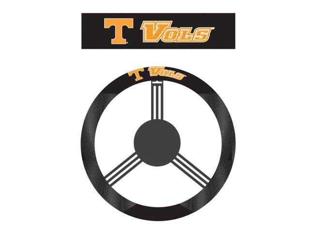 Fremont DieTennessee Volunteers Poly-Suede Steering Wheel Cover