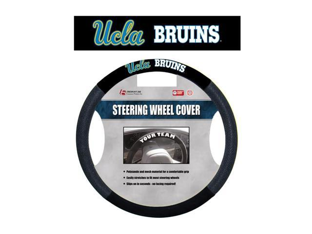Fremont DieUcla Bruins Poly-Suede Steering Wheel Cover