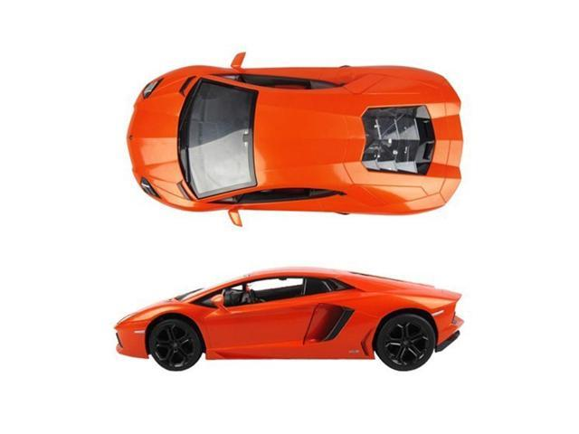 Azimporter Preschool Children Activity Playset 1:14 Lamborghini Aventador LP700 White