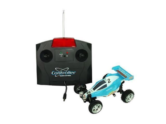 Azimporter Preschool Children Activity 1:52 Mini RC Kart Blue