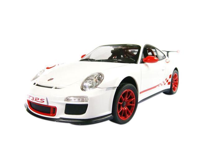 Azimporter Preschool Children Activity Playset 1:14 Porsche GT3 Black
