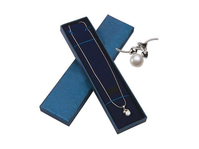 Premium Connection Girls Fashion Gift Accessories Freshwater Pearl Necklace Box