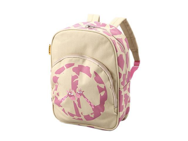 D and N Kids School Daycare Journey Giraffe Backpack Shoulder Bag 13H x 10W x4D