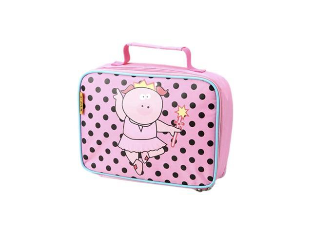 D and N Kids School Daycare Ballerina Piggy Lunch Bag
