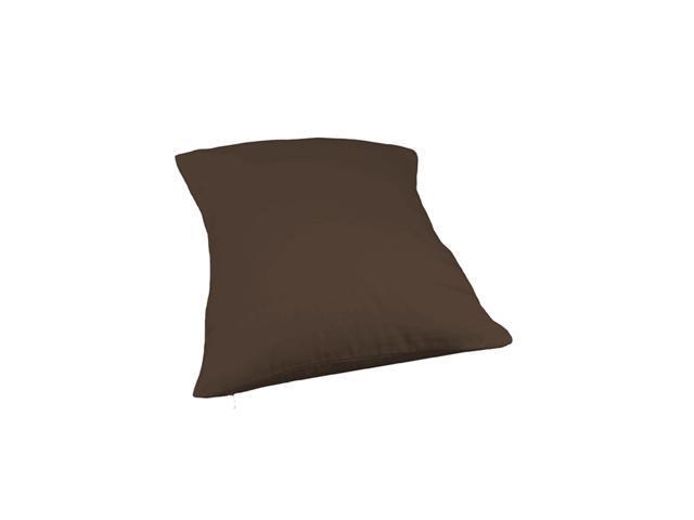 Bedvoyage Decorative Bedding Travel Pillowcase - Mocha