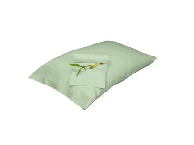 Bedvoyage Decorative Bedding Pillowcase - Queen - Sage