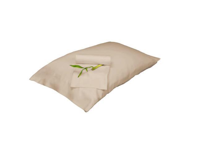 Bedvoyage Decorative Bedding Pillowcase - Queen - Champagne