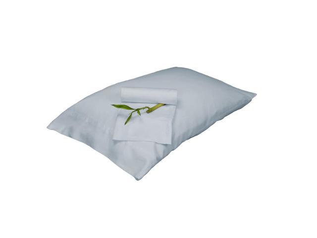 Bedvoyage Decorative Bedding Pillowcase - King - Sky