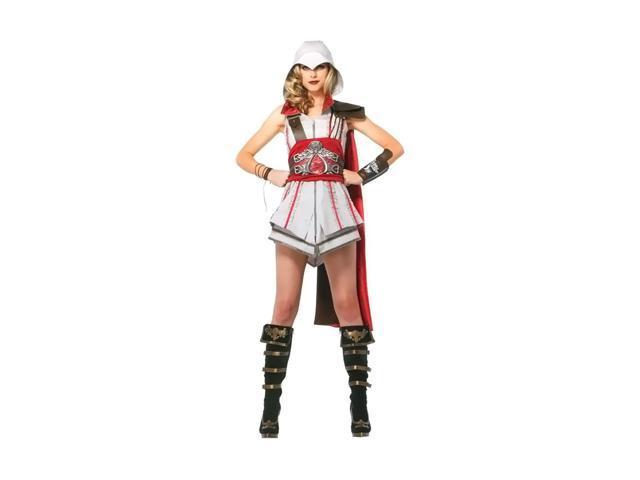 Morris Costumes Halloween Outfit Assassin's Creed Ezio Adult Medium