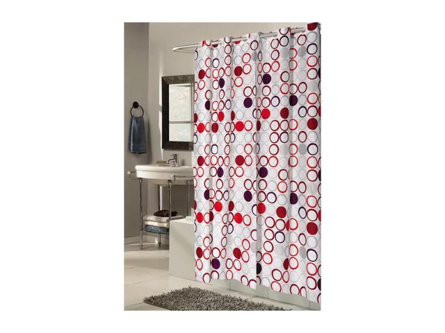 Carnation Home Fashions Shower Stall-Sized, EZ-ON Bohemia ...