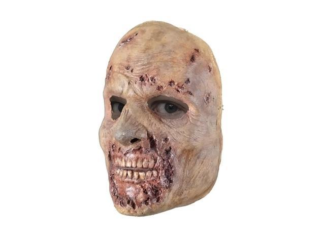 AMC Film Holdings LLC Halloween Party Fashion Holiday Apparel Outfit Rotted Walker Latex Adult Face Mask