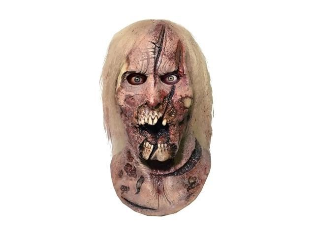 AMC Film Holdings LLC Halloween Party Fashion Holiday Apparel Outfit Walking Dead Deer Walker Latex Mask