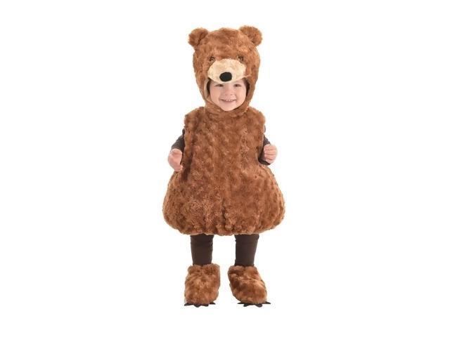 Morris Costumes Halloween Novelty Accessories Teddy bear Toddler 2-4