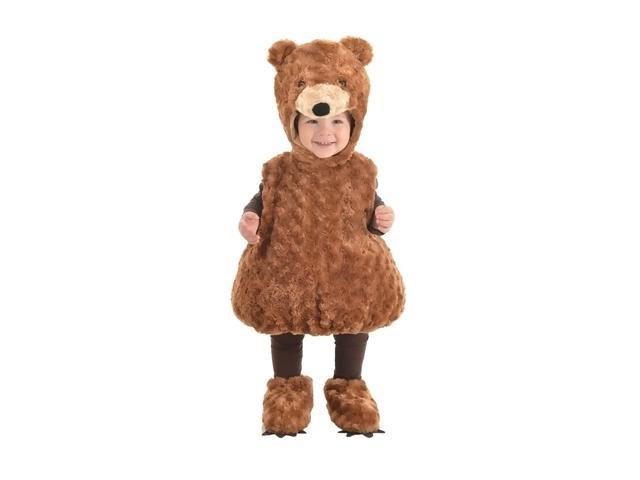 Morris Costumes Halloween Novelty Accessories Teddy bear Toddler 18-24