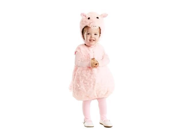 Morris Costumes Halloween Novelty Accessories Piglet Toddler 18-24
