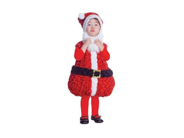 Morris Costumes Halloween Novelty Accessories Santa Toddler 2-4