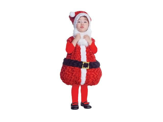 Morris Costumes Halloween Novelty Accessories Santa Toddler 18-24
