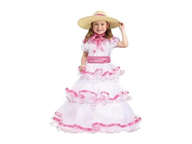Morris Costumes Halloween Novelty Accessories Sweet southern bell Toddler 3t-4t