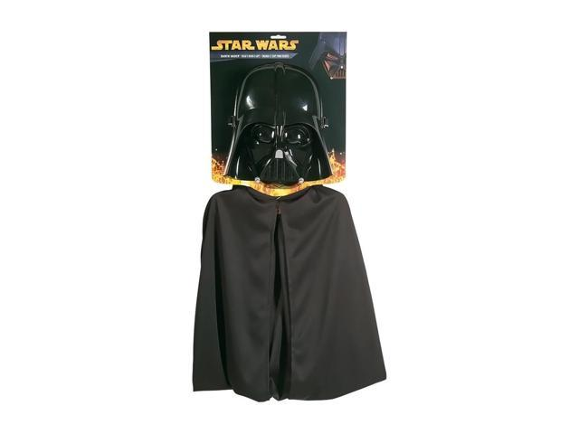 Lucasfilm Ltd Halloween Party Darth Vader Child Mask And Cap