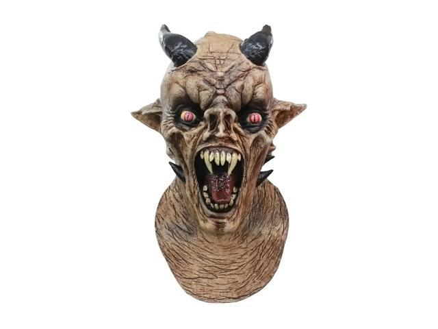 Morris Costumes Halloween Party Cosplay Nightmare Latex Mask