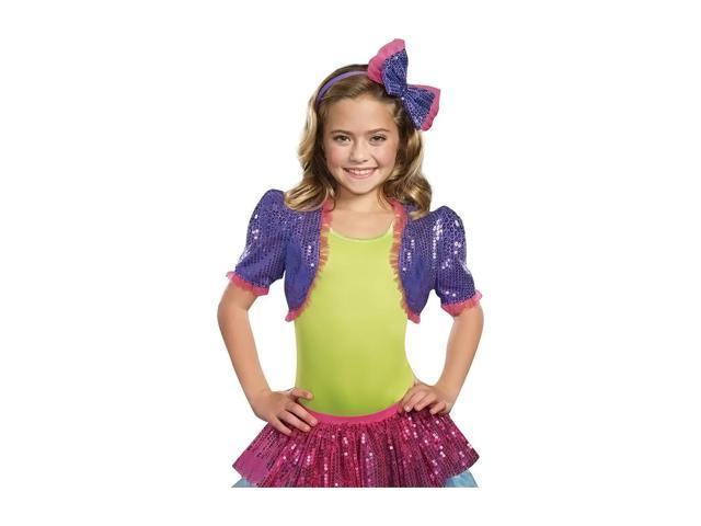 Morris Costumes Halloween Party Dance Craze Bolero Purple Small Medium