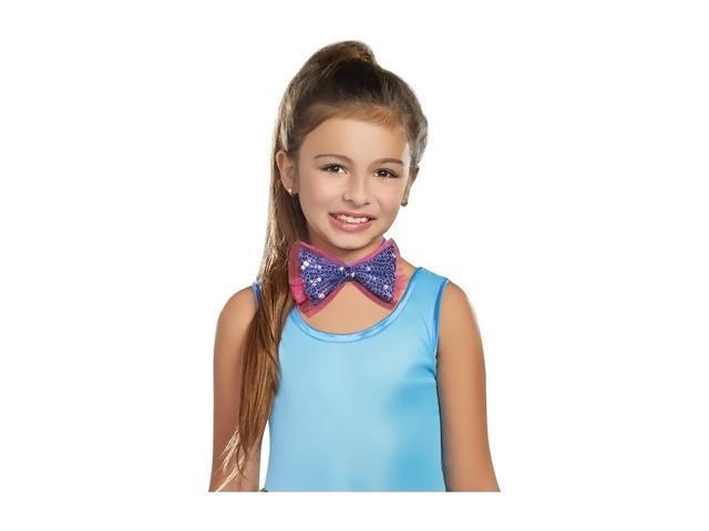Morris Costumes Halloween Party Dance Craze Child Bowtie Purple