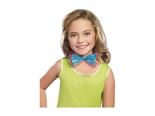 Morris Costumes Halloween Party Dance Craze Child Bowtie Turquoise