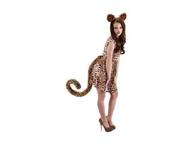 Morris Costumes Halloween Party Ears Oversized Leopard Ears