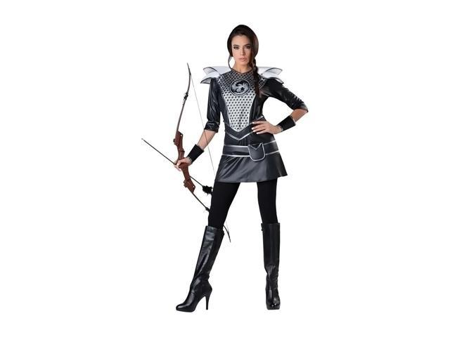 Morris Costumes Halloween Party Cosplay Midnight Huntress Adult Xlarge