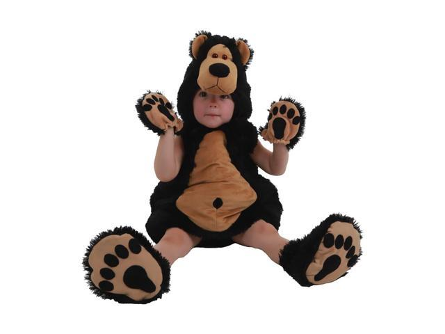 Morris Costumes Halloween Novelty Accessories Bruce The Bear Toddler 6/12 Months